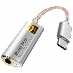 iBasso DC01 USB DAC/Headphone Amplifier (2.5 mm Balanced)