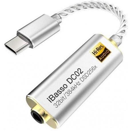 iBasso DC02 USB DAC/Headphone Amplifier