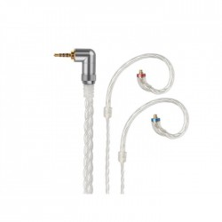 FiiO LC-2.5C MMCX Sliver-Plated HiFi Earphone Cable