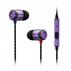 SoundMAGIC E10S Purple Black