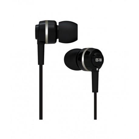 SoundMAGIC Es18 Black silver