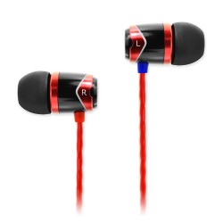 SoundMAGIC E10 Black Red