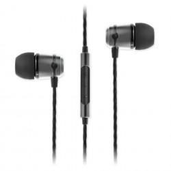 SoundMAGIC E50C Black Silver