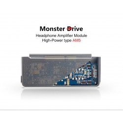 Headphone Amplifier Module High-Power type AM5