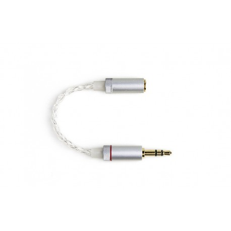 Fiio L26 3.5 mm male tı 2.5 mm TRS Female Audio Adaptor Cable